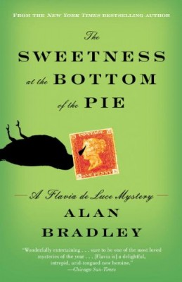 sweetness at the bottom of the pie book cover