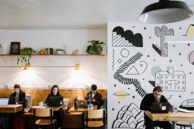Hi-Top Coffee Shop