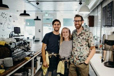 Hi-Top Coffee owners