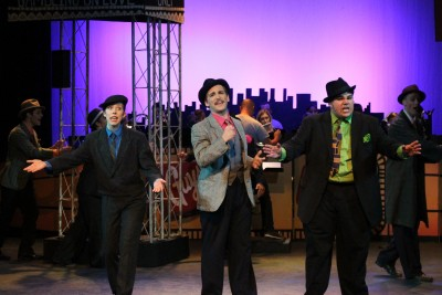 gangters in guys and dolls