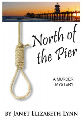 North of the Pier mystery novel