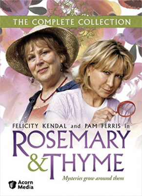 Rosemary and Thyme mystery tv