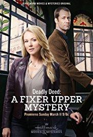 deadly deed hallmark mystery movie