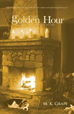 golden hour mystery book cover
