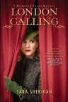 london calling mystery book cover