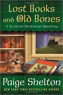 lost books old bones mystery book cover