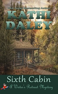 sixth cabin mystery book cover