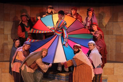 Joseph and brothers in musical