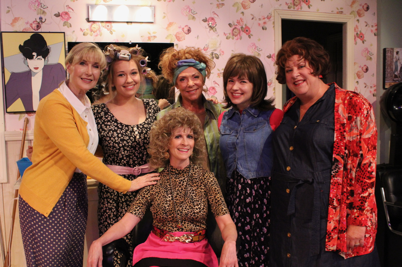 Steel Magnolias On Stage At 2nd Space Kings River Life Magazine