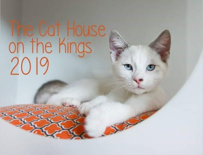 cat house calendar