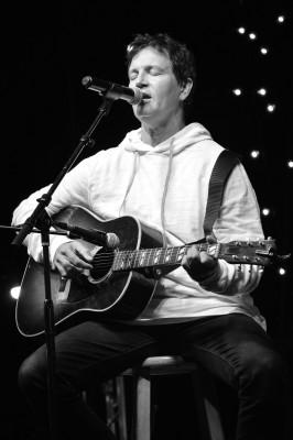Stephan Jenkins performs a live acoustic set