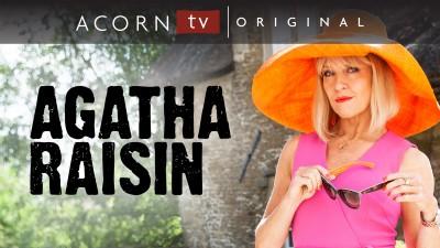 agatha raisin mystery