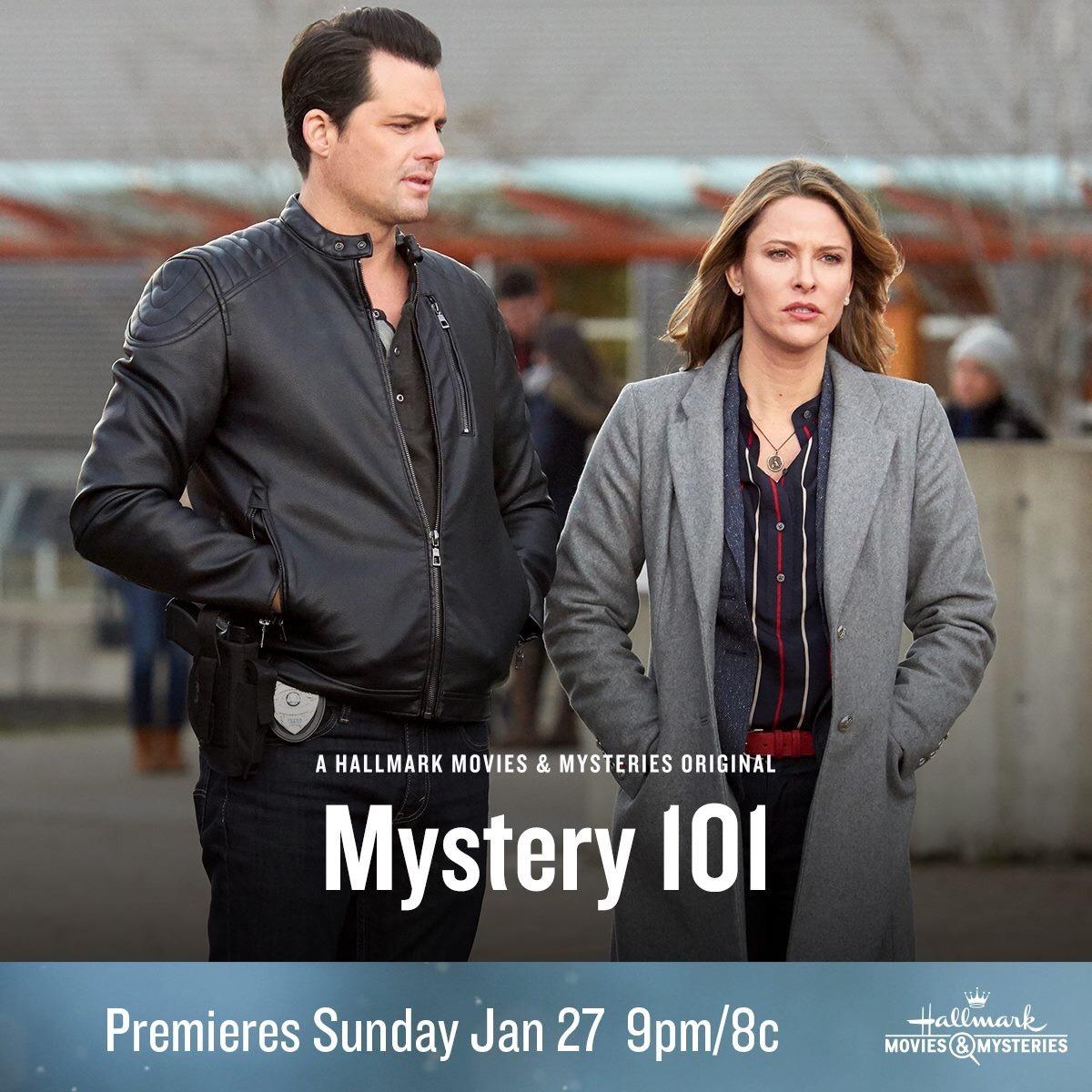 New Hallmark Movies & Mysteries Movie Mystery 101: Review